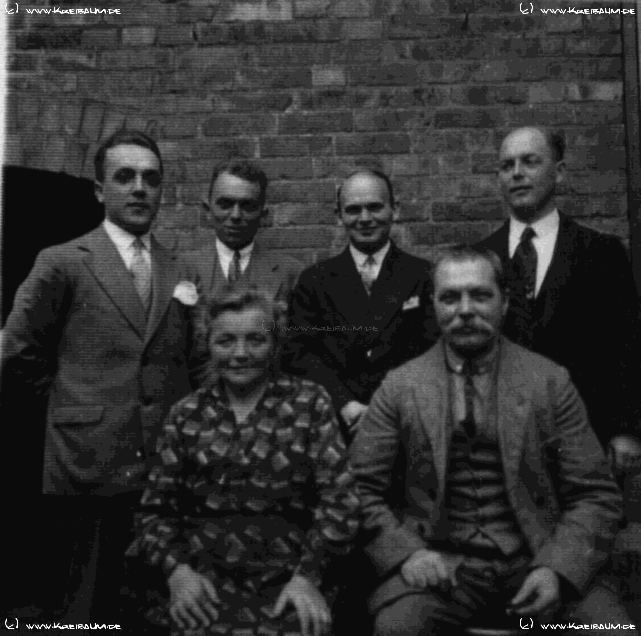 Familie Kreibaum und Söhne