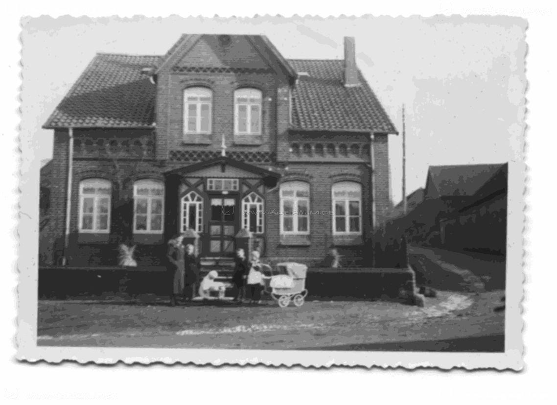 Elternhaus Höfer ca. 1930