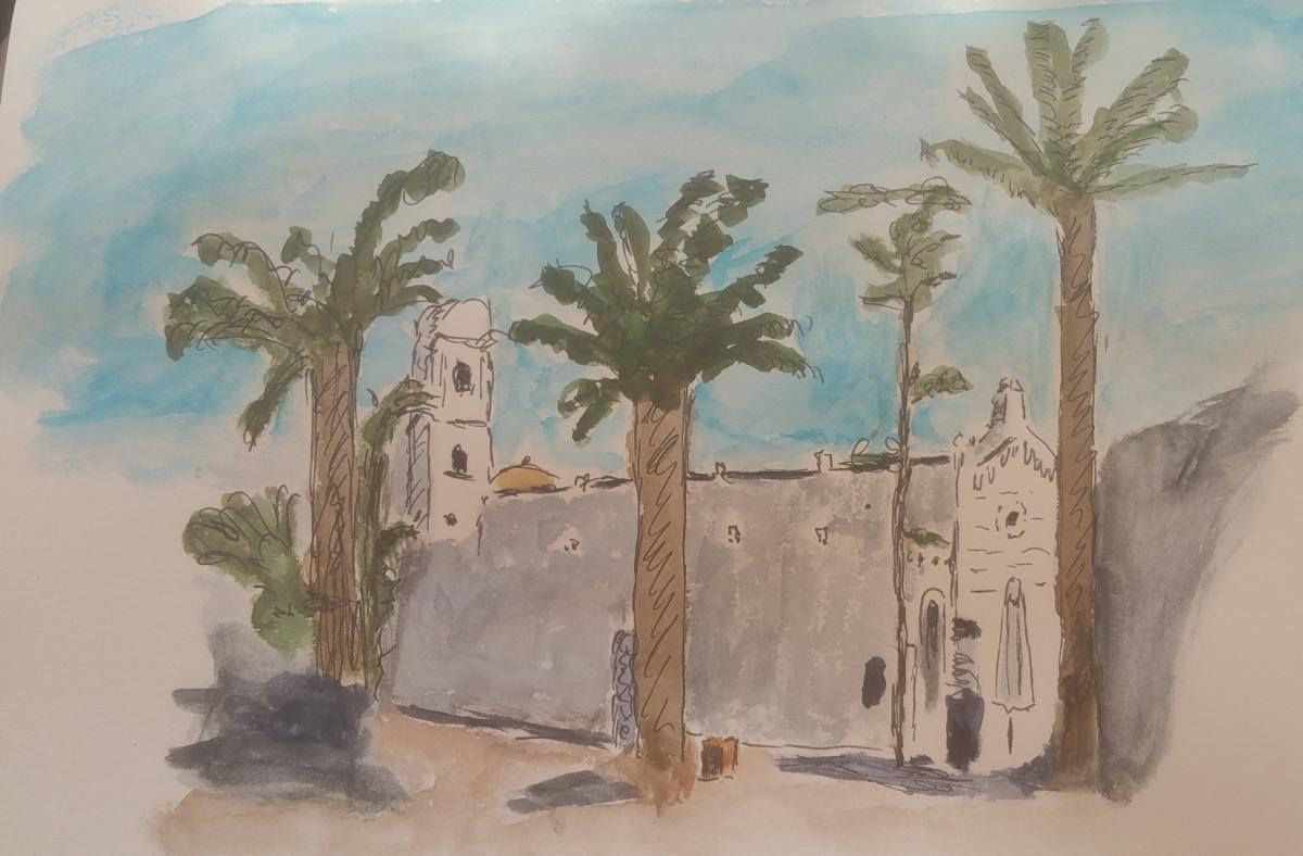 Plaza de St Catalina